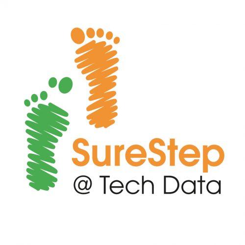 Tech Data Surestep logo